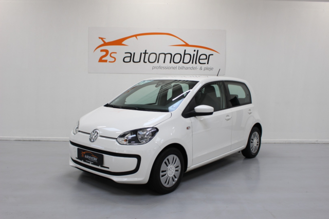 VW Up! 1,0 60 Move Up! BMT Benzin modelår 2013 km 56000…