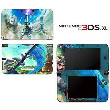 Vinyl Skin Decal Cover for Nintendo 3DS XL LL - Legend of Zelda: Skyward Sword