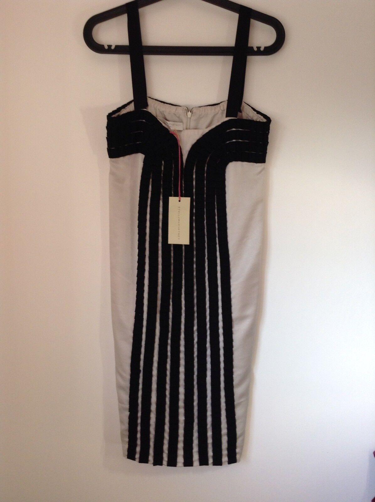 BNWT 100% Auth Stella McCartney Ladies Luxury Dress. Dress. Dress. 40 8982be