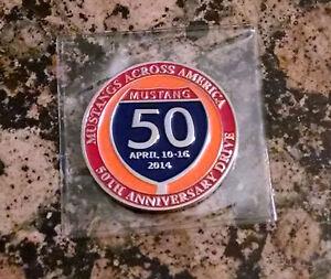 mustangs across america 50th anniversary drive