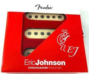 Fender-Eric-Johnson-Signature-Strat-Pickup-Set-RW-Mid-0992248000-USA-Brand-New
