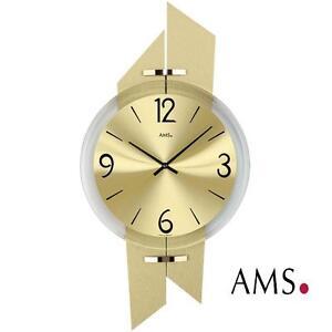 AMS 39 Orologio parete orologio al quarzo arbeitszimmeruhr Orologio ...