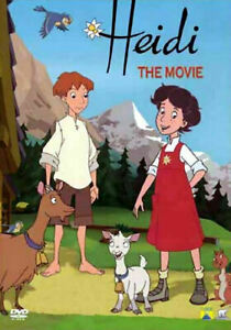 Heidi The Movie 2006 By Kaboom Entertainment Inc For Sale Online Ebay