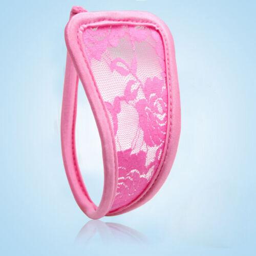 New Design Promotion Women C-String Thong Underwear Panties Lingerie G-stringX1F