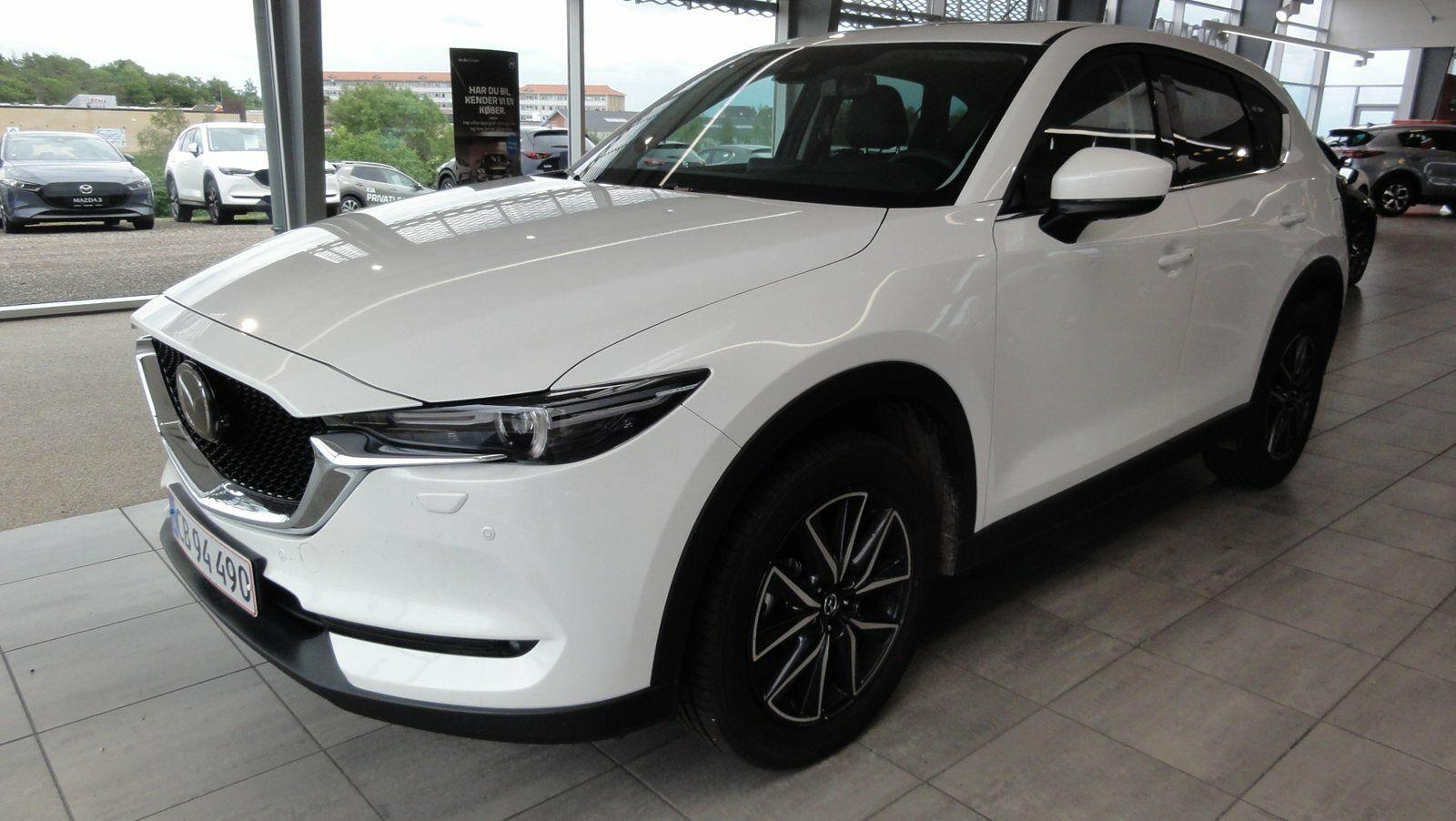 Mazda CX-5 2,5 Sky-G 194 Optimum aut. AWD