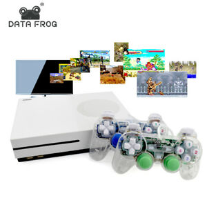 d5ac29791ec Data Frog HD TV Video Game Console Support HDMI Built-In 600 Classic ...