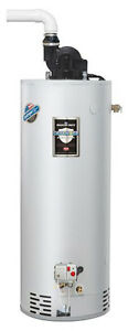 Gallon Natural Gas Power Vent Water Heater