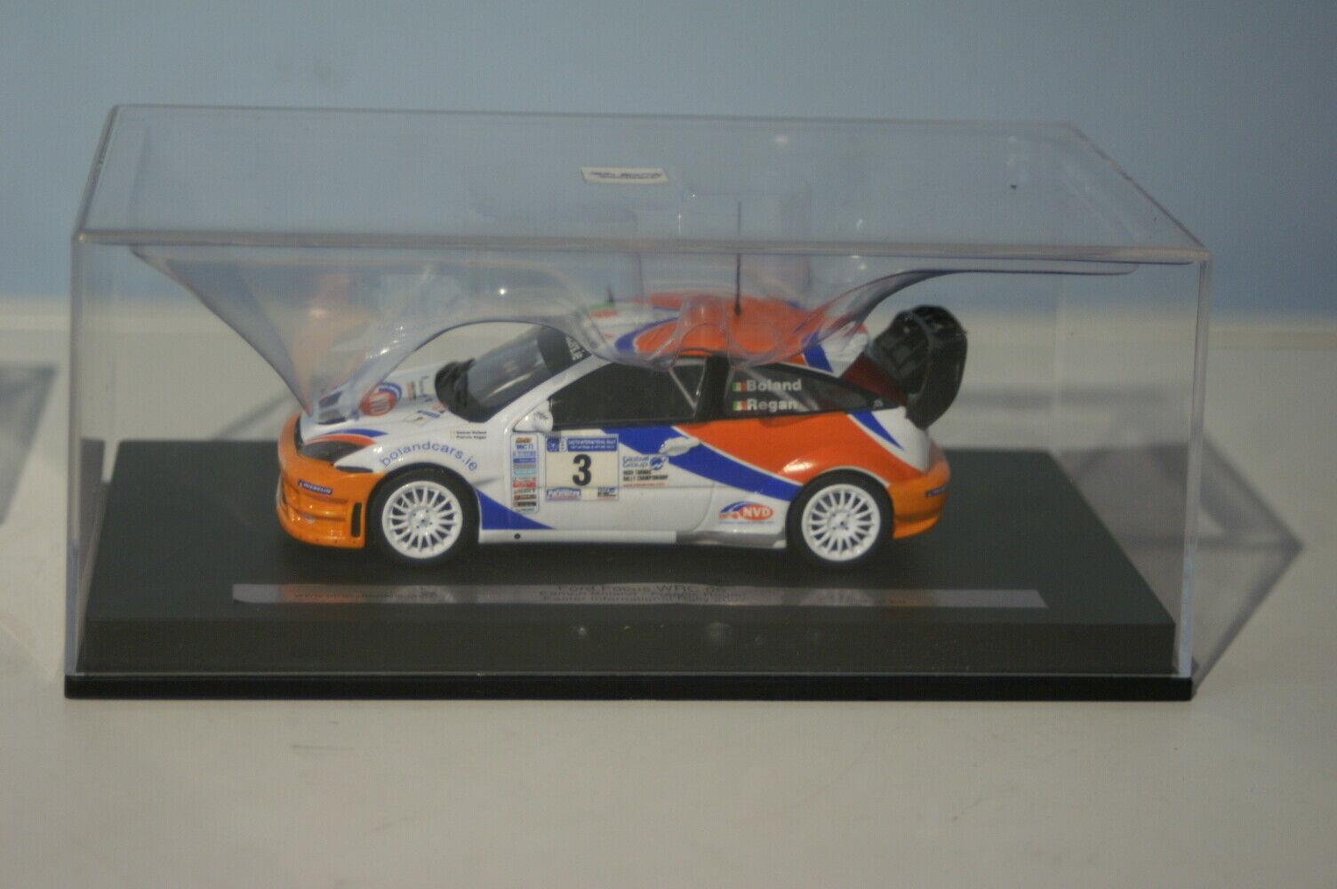 Minichamps Ford Focus WRC05 Pascua internacional E. Boland 2007