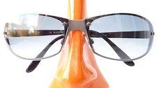 Sportbrille Sonnenbrille Marke Rodenstock Gestell blau Verlauf Glas unisex Gr L