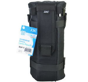 JJC-DLP-7-Deluxe-Lens-Pouch-for-TAMRON-SP-150-600mm-F-5-6-3-Di-VC-USD-034-US-Seller