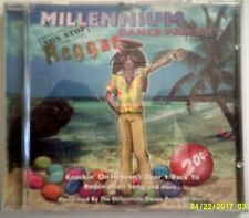 1999 Millennium Non Stop Reggae Dance Party one used CD in complete condition