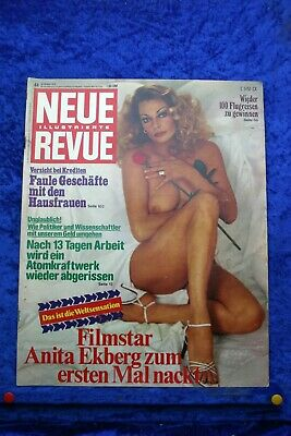 nackt Ekberg Anita Anita Ekberg