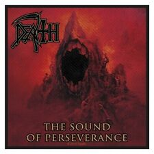 DEATH - Aufnäher Patch - Sound of Perserverance 10x10cm