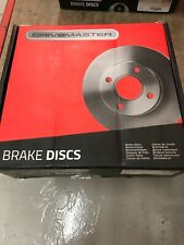 Drivemaster DMD058 Front Brake Discs x2 336mm Diameter Vented 30mm Thickness