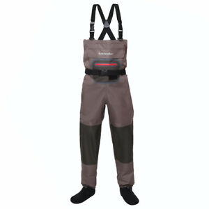 Fly-Fishing-Stockingfoot-Affordable-Stocking-Foot-Wader-Breathable-Chest-Waders