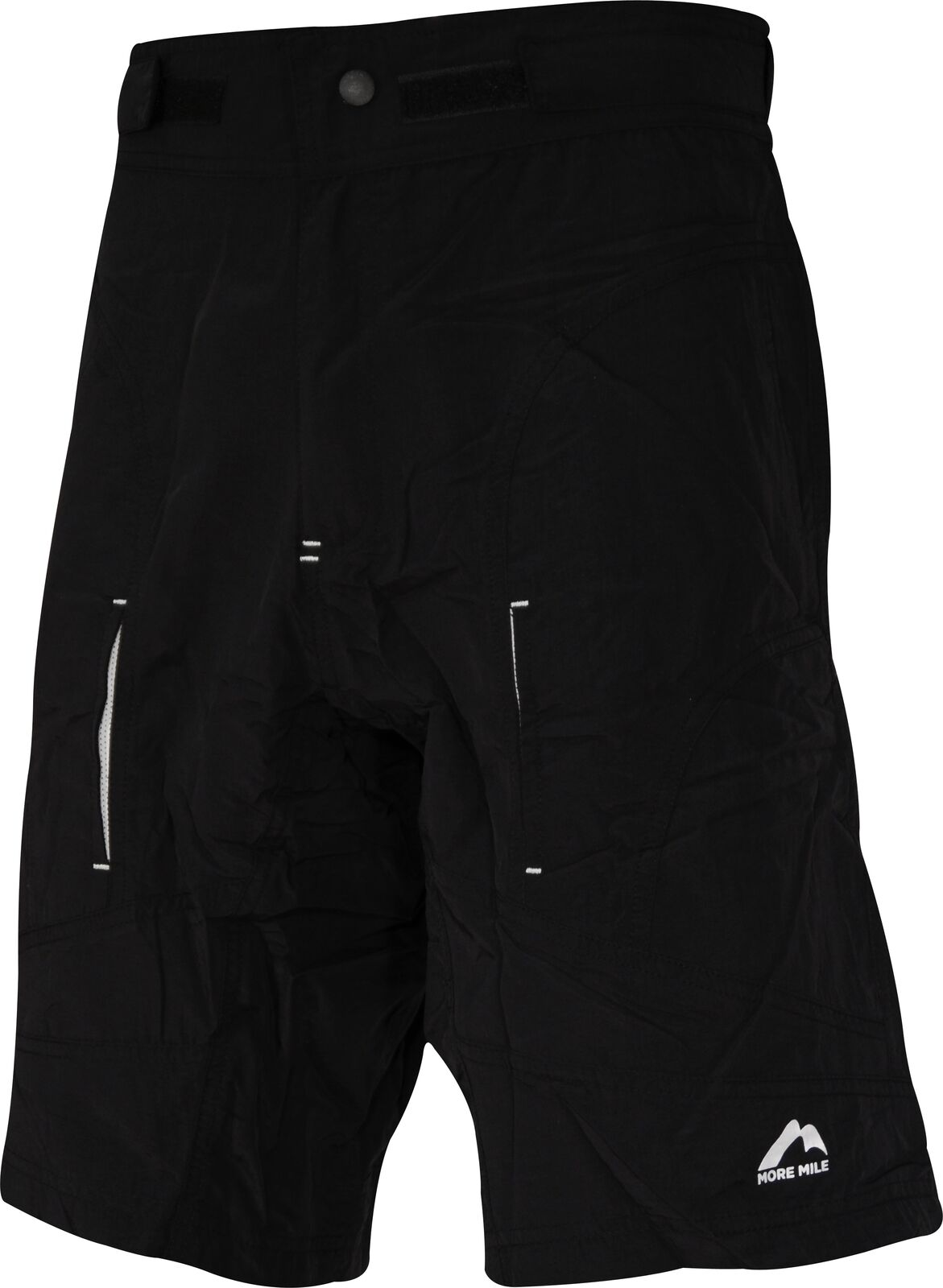 More Mile 2 in 1 Baggy Cycle Short