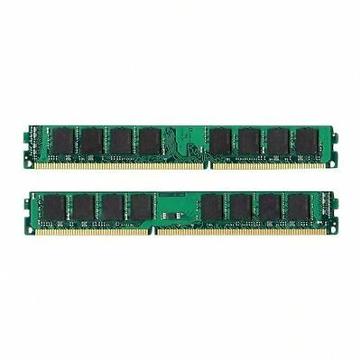 NEW 8GB 2X4GB Memory PC3-12800 1600MHz for HP//Compaq Elite Desktop 8300 SFF//CM