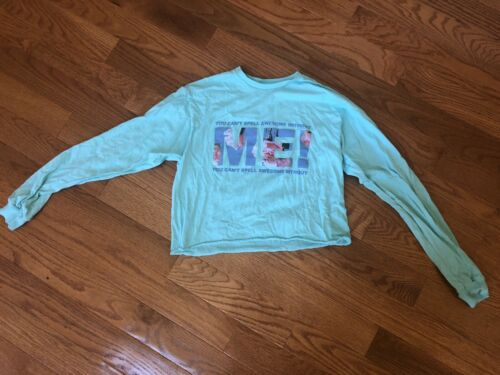 Taylor Swift ME! Limited Edition Crop Top Shirt si