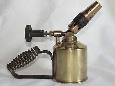 ANCIENNE LAMPE A SOUDER CHALUMEAU MARQUE RADIUS N°71 MADE IN SWEDEN EN BON ETAT