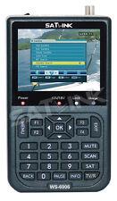SATLINK WS-6906 DIGITAL SATFINDER SAT POINTEUR SATELLITE AVEC FACTURE exp24H FR