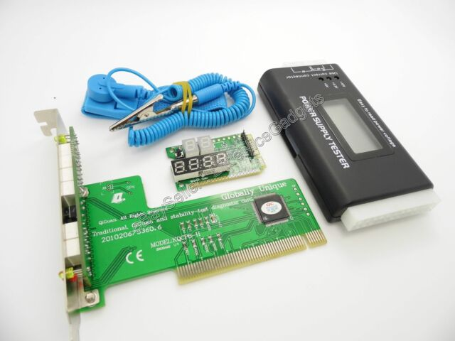 Nice Motherboard &Power Analyze Check kit for PC Laptop No POST / Boot Diagnosis