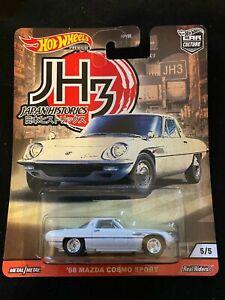 HOT WHEELS 2020 CAR CULTURE JAPAN HISTORICS 3 '68 MAZDA ...