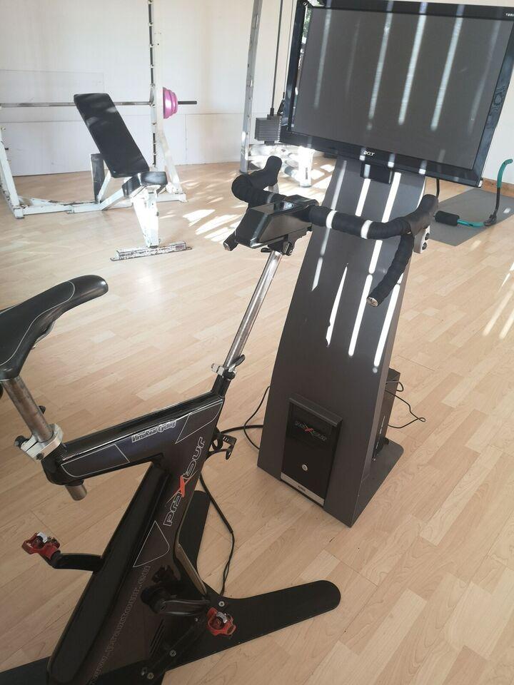 Spinningcykel, Praxbur