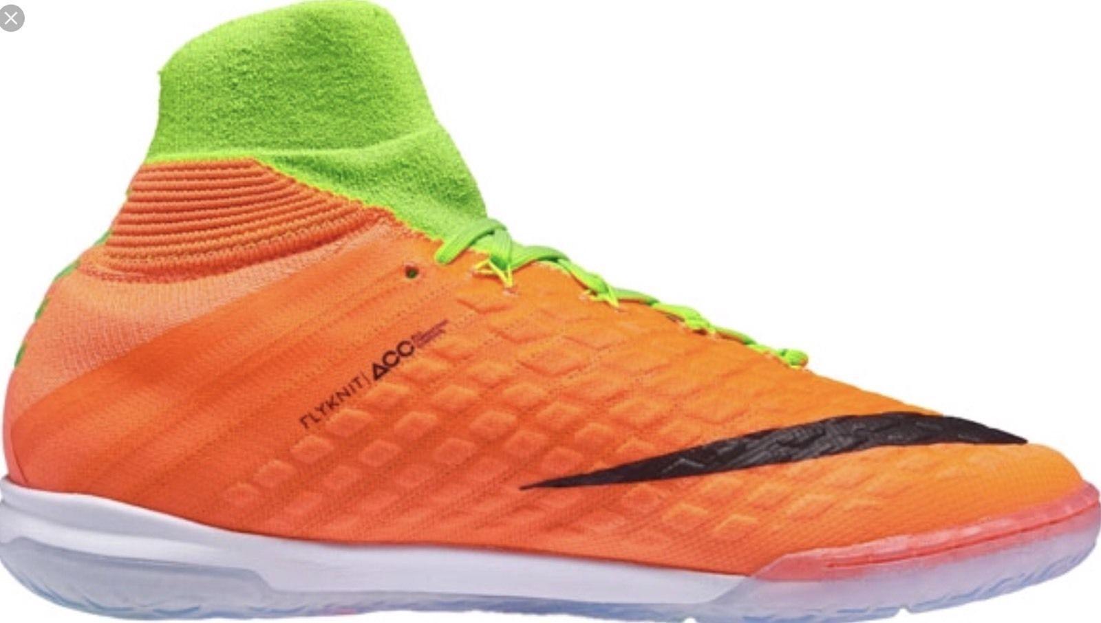 Nike HypervenomX Proximo II DF IC Soccer shoe 852577 308 size 11  RTL 175  NEW