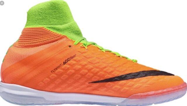 eae3f96e70b Nike HypervenomX Proximo II DF IC Soccer shoe 852577 308 size 10.5 RTL  175  NEW
