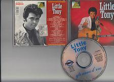 CD LITTLE TONY GLI ANNI D'ORO