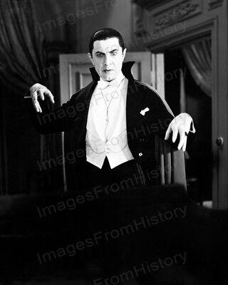 Bela Lugosi Dracula Black And White  8x10 Photo Print
