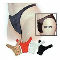 Ultimate Hiding Gaff Panty For Crossdressing Men Four Pack Original Colors