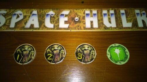 Space Hulk Blip 2 Counter Token