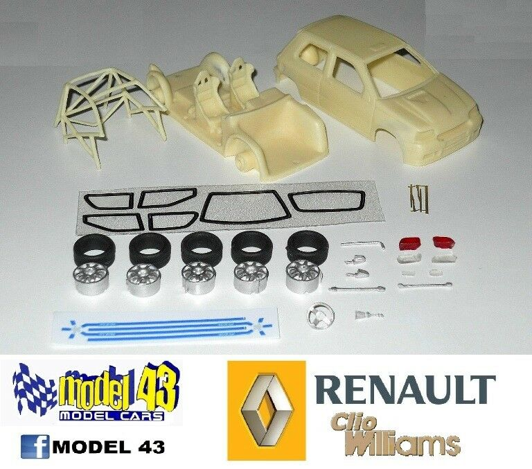 Renault Clio Williams - ASSEMBLY KIT