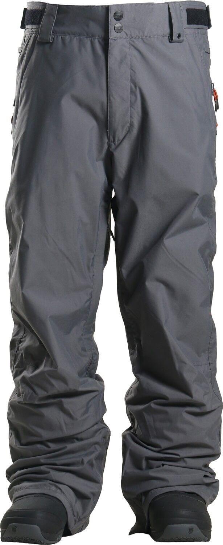 2016 NWT  MENS THIRTYTWO MUIR SNOW PANTS  150 grey regular fit 10k waterproofing  brand outlet