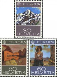 Schweiz-1050-1052-kompl-Ausg-gestempelt-1975-Gemaelde