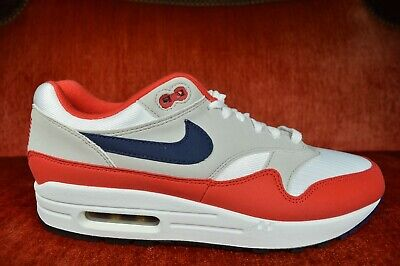 NIKE AIR MAX 1 USA Size 8.5 4th OF JULY QUICK STRIKE BANNED BETSY ROSS FLAG | eBay