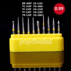 Dental-Diamond-Burs-FG-105-for-Porcelain-Ceramics-Composite-Polishing-10Pcs-kit