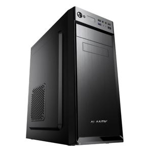 CASE ATX PER PC ALANTIK CASA22 ALIMENTATORE 500W USB 3.0 FAN 12CM