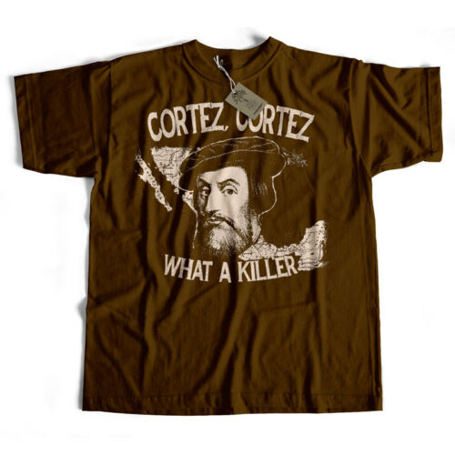 Cortez The Killer Crazy Horse CSNY 70/'s Rock Inspired by Neil Young T Shirt