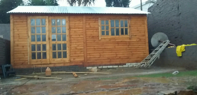Durban Log cabins and Wendy houses