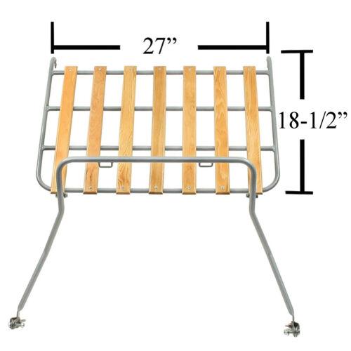Empi 15-2014 Classic Vw Bug Rear Deck Lid Storage Rack Fits 1949-1967