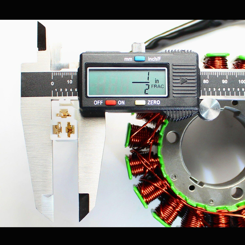 Magneto generator alternator coil for yamaha fz6 fz6n fz6s 04-07 s2 fazer