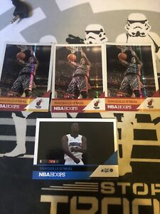2017-18-NBA-HOOPS-Shaquille-O-039-Neal-SP-NBA-2K18-HOLO-FOIL-CHASE-CARDS-3