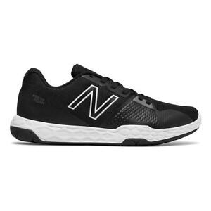 New-Balance-Mens-713v3-Low-Top-Lace-Up-Running-Sneaker-Black-Size-8-5-6Wi1