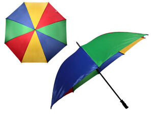 Regenschirm-XXL-Regenschutz-Familienschirm-Schirm-130-cm-Riesenschirm-Softgriff