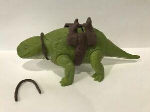 Vtg 1979 Star Wars Kenner Toys Patrol Dewback Figure with Saddle & Broken Reins