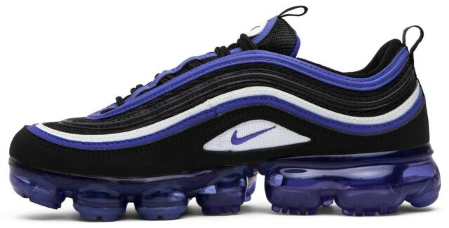 Nike Air Vapormax 97 Persian Violet Black Purple Shoes Size 7y 7 Youth