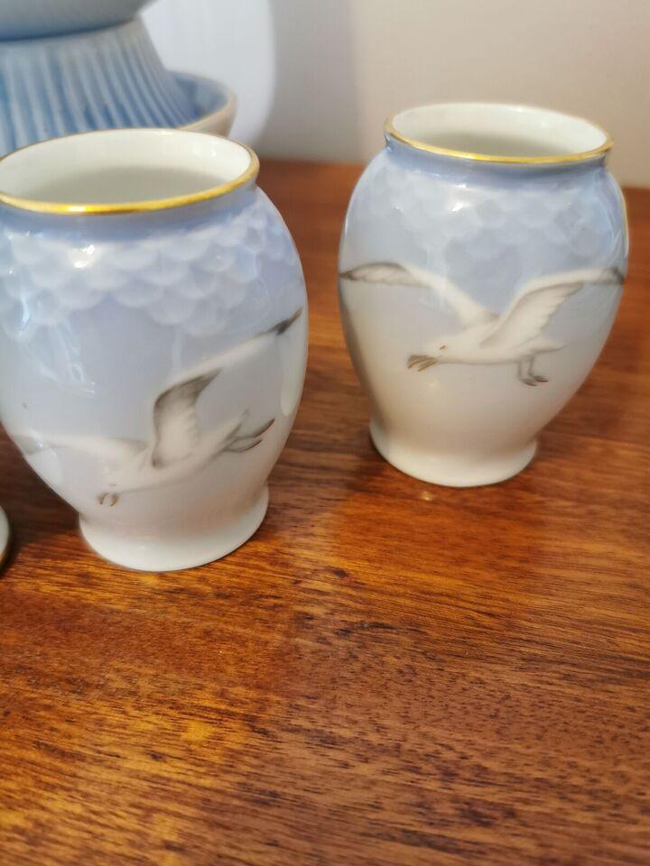Porcelæn, Lysestage, Bing og grøndahl