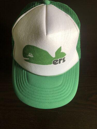 Vintage Hartford Whalers Snapback Hat Adjustable Original Six Hockey By Annco Rare